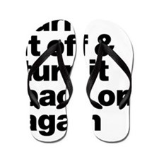 Turn it off & turn it back on again - d Flip Flops