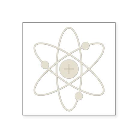 Eucharist Powered Sticker
