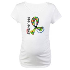 For My Granddaughter Autism Shirt