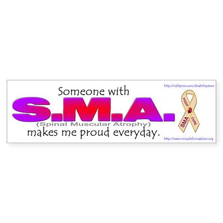SMA Pride Bumper Sticker