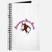 American Paint Horse Journal