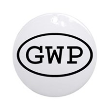 GWP Oval Ornament (Round)