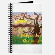 Space Didg. Didgeridoo Shamanism Journal
