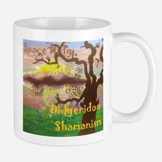 Space Didg. Didgeridoo Shamanism Mugs