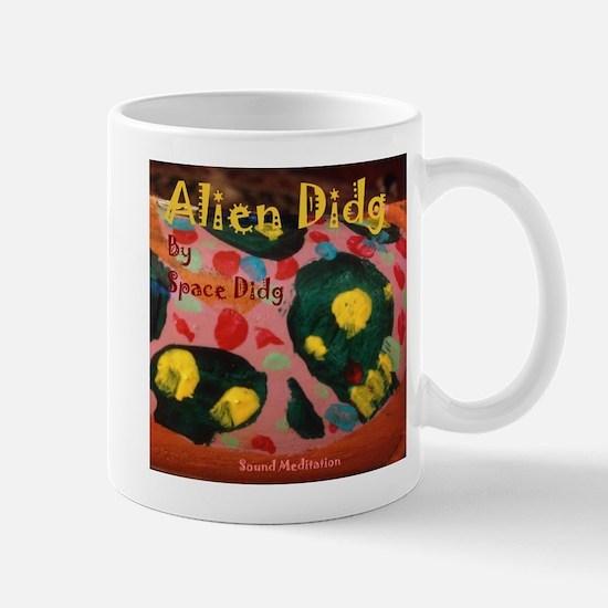 Space Didg. Alien Didg Mugs