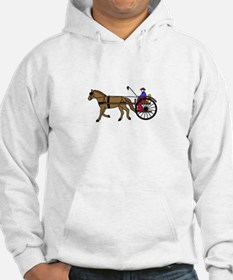 Horse and Buggy Hoodie