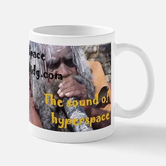 Space Didg.com Mugs