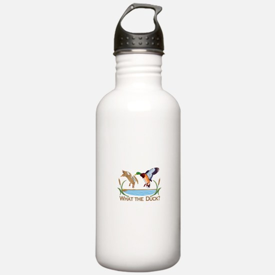What The Duck? Water Bottle