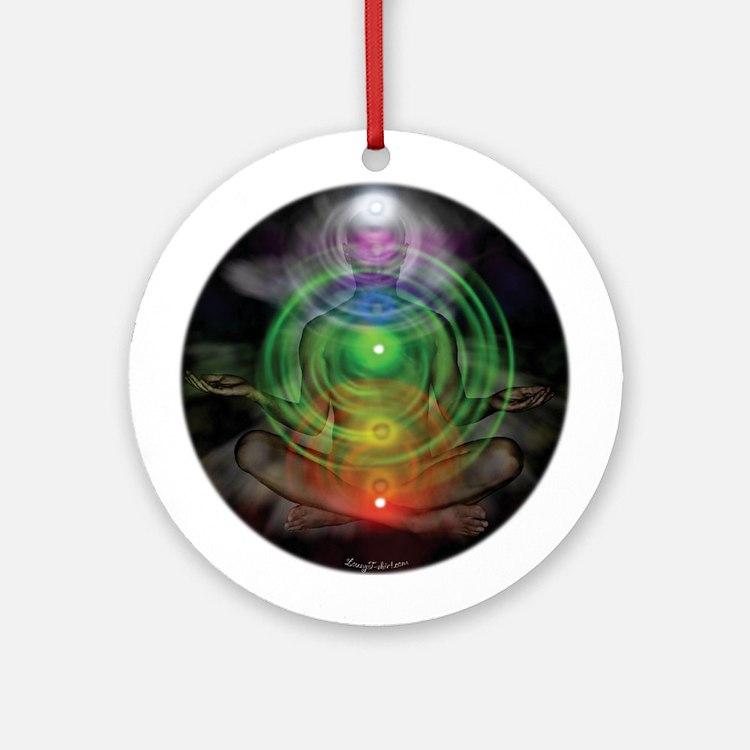 Meditation Ornament (Round)