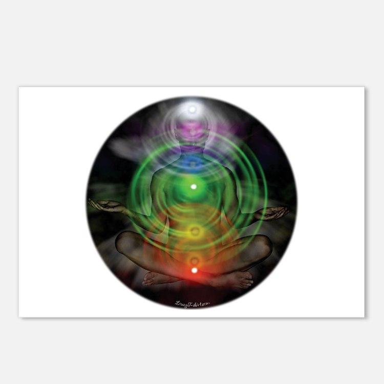 Meditation Postcards (Package of 8)