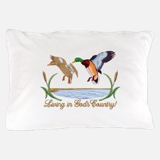 Gods Country Pillow Case
