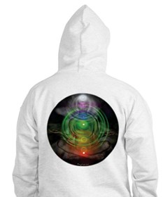 Meditation Jumper Hoody