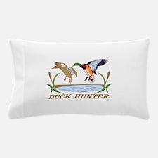 Duck Hunter Pillow Case