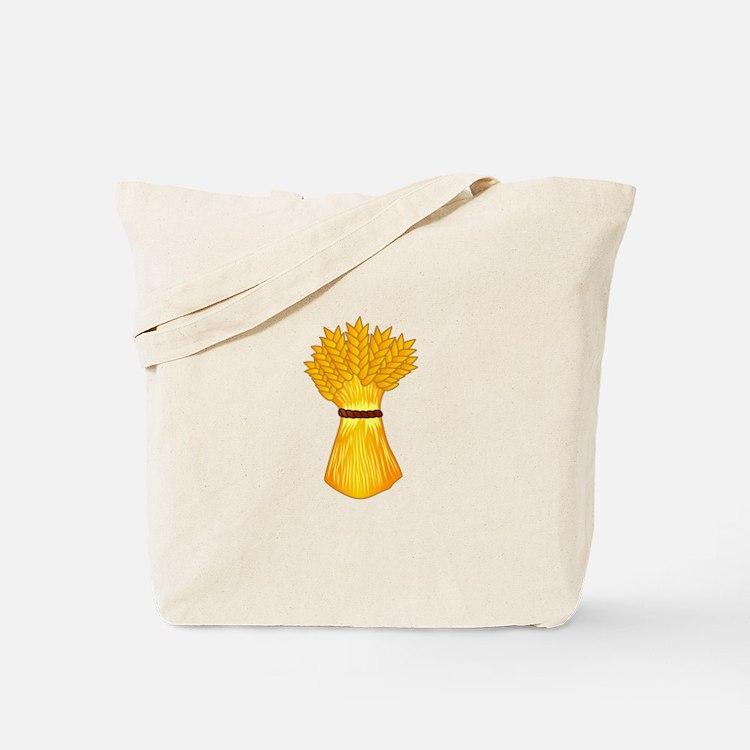 Wheat shock Tote Bag