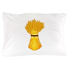 Wheat shock Pillow Case