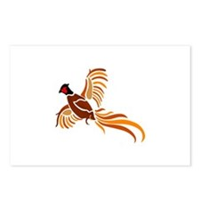 Pheasant Postcards (Package of 8)