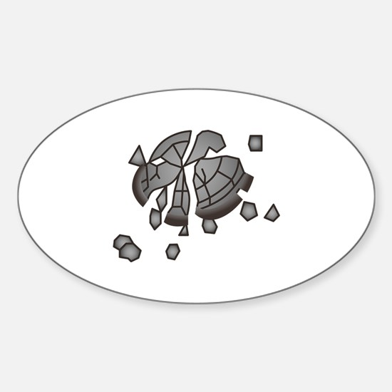 Clay Pigeon Decal
