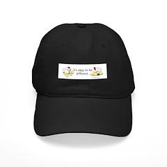 Different Baseball Hat