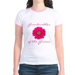 Groom's Grandmother Jr. Ringer T-Shirt