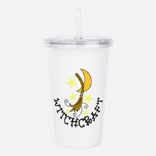 Witchcraft Acrylic Double-wall Tumbler