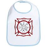 Fire Department Maltese Cross Bib