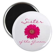 Groom's Sister Magnet