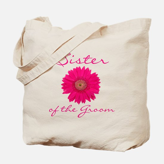 Groom's Sister Tote Bag