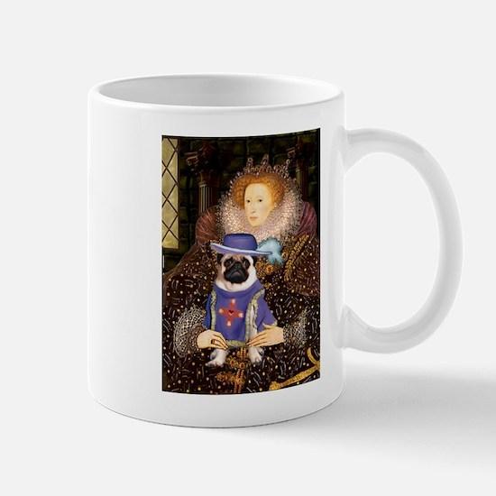 Queen-Sir Pug (17) Mug