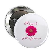 Groom's Aunt Button