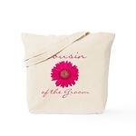 Groom's Cousin Tote Bag