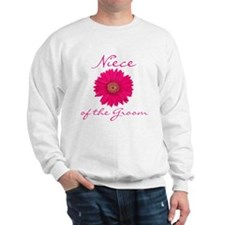 Groom's Niece Sweatshirt