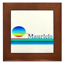 Mauricio Framed Tile