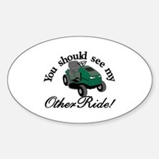 My Other Ride Decal