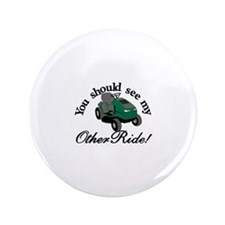 """My Other Ride 3.5"""" Button (100 pack)"""