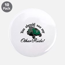 "My Other Ride 3.5"" Button (10 pack)"