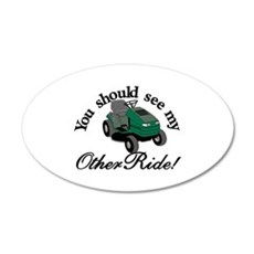 My Other Ride Wall Decal