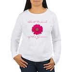 Groom's Best Friend Women's Long Sleeve T-Shirt