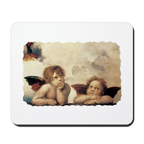 Angels Mousepad