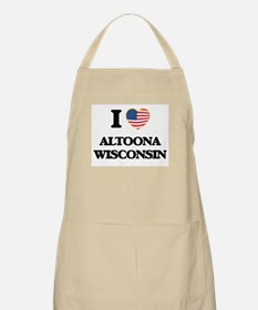 I love Altoona Wisconsin Apron