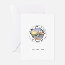 New City Zeal Greeting Cards (Pk of 10)