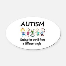 Autism...seeing the world from a different angle O