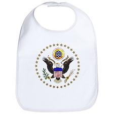 U.S. Seal Bib