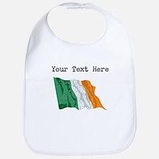 Ireland Flag (Distressed) Bib