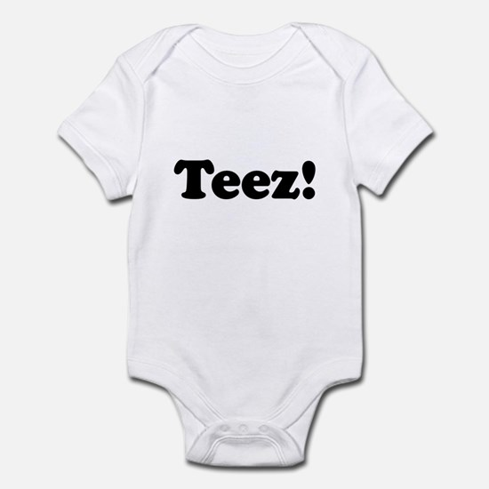 Teez! Infant Bodysuit