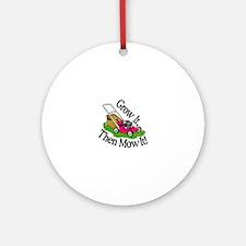 Grow It Ornament (Round)