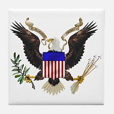 U.S. Seal Tile Coaster