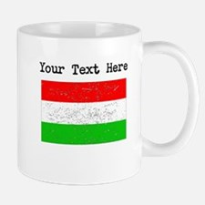 Hungary Flag (Distressed) Mugs