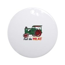 Feel the Heat Ornament (Round)