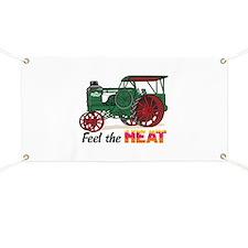 Feel the Heat Banner