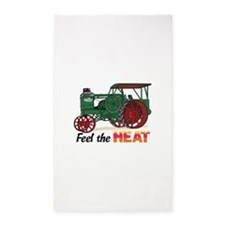 Feel the Heat Area Rug